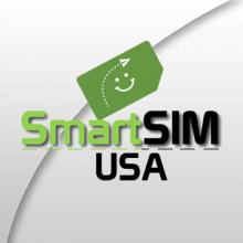 SmartSIM USA - Key Lime Green